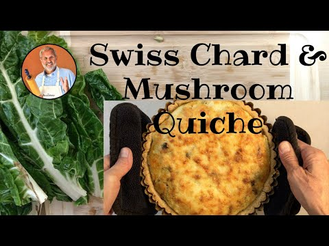 Swiss Chard Quiche