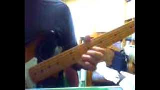 Allman Brothers Band ~Stormy Monday 昨日の動画に納得いかず練習して...