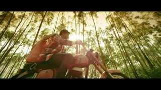 Vaayai Moodi Pesavum Tamil Movie | HD | Kadhal Arai Onnu Song | Dulquar Salman | Nazriya