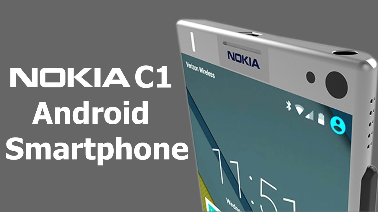 nokia 2017 c1. nokia c1 in 2017 - nokia will return upcoming android smartphone...! youtube n