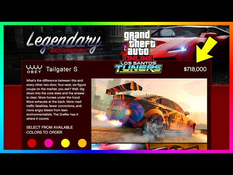 GTA 5 Online Los Santos Tuners DLC Update - How Much Money You'll Need To BUY ALL NEW Cars & MORE!