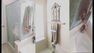 DIY Budget Friendly Bathroom Makeover (Part 1)