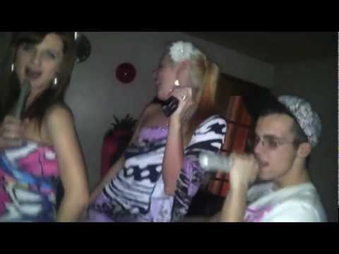 peterkodd - karaoke Blackburn 2012