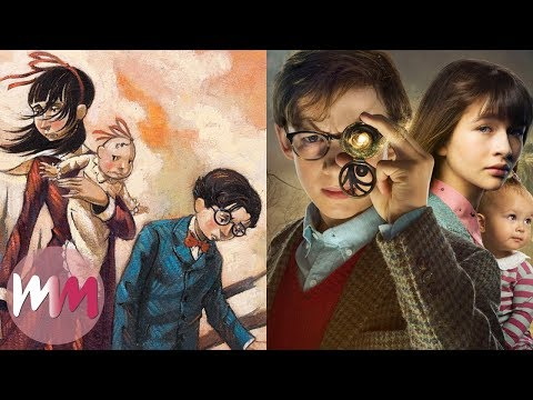 Top 10 Differences Between A Series of Unfortunate Events Bo