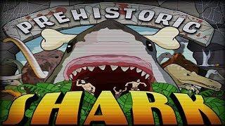 Игра Доисторическая Акула / Prehistoric Shark Game