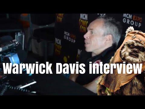 Interview-Warwick Davis