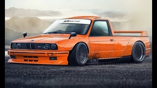 BMW E30 TURBO & NA EXHAUST SOUNDS!!!