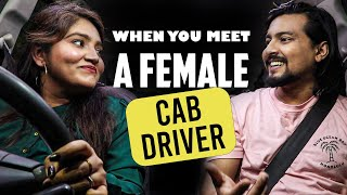THE FEMALE CAB DRIVER | Aashqeen