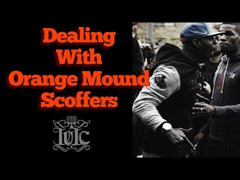 The Israelites:  Dealing With Orange Mound Scoffers