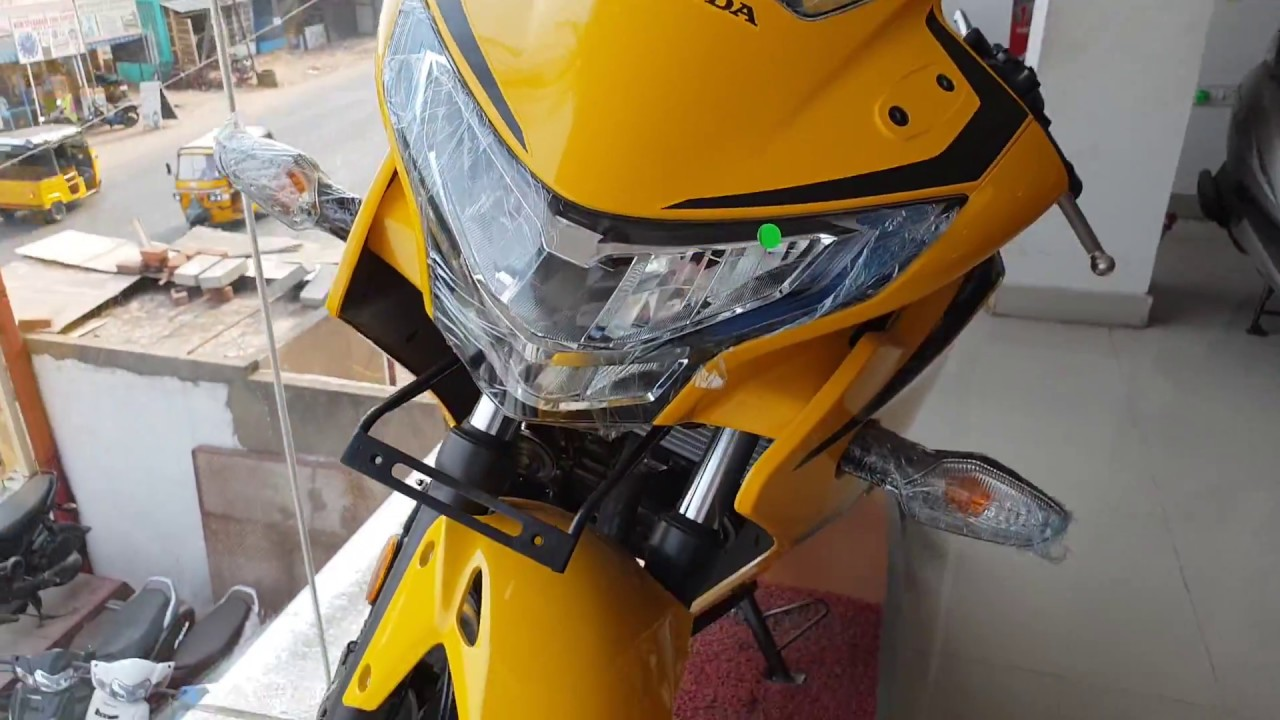 New Honda Cbr 250r Launched Pearl Sports Yellow Walkaround 1080p