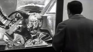 Pablo Picasso Exposición Sala Gaspar 1968 - Últimas obras de Picasso expuestas en Barcelona