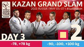 Day 3 - Tatami 2: Kazan Grand Slam 2021