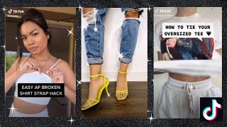 TIKTOK FASHION HACKS | tiktok compilation 2020