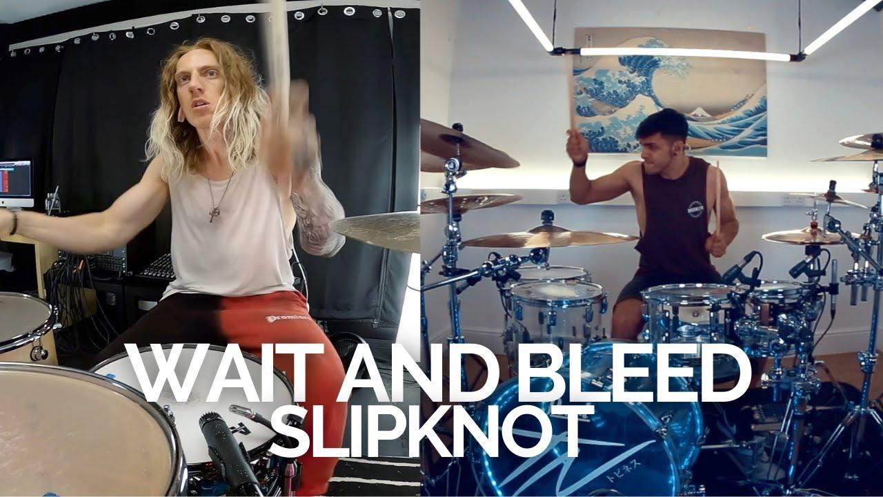 Wait and Bleed - Slipknot - ft. Wyatt Stav