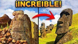 Esto Cambia la Historia de la Isla de Pascua para Siempre