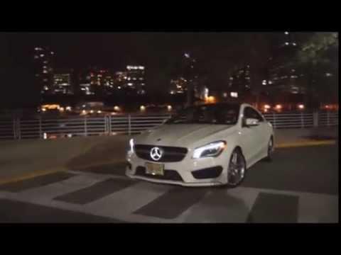 Illuminated Star Cla 250 Benz Diy Youtube