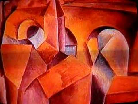 Cubism as 4-Dimensional Art