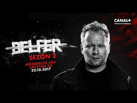 """""""Belfer"""": Mordercza gra. Najnowszy teaser 2. sezonu"""