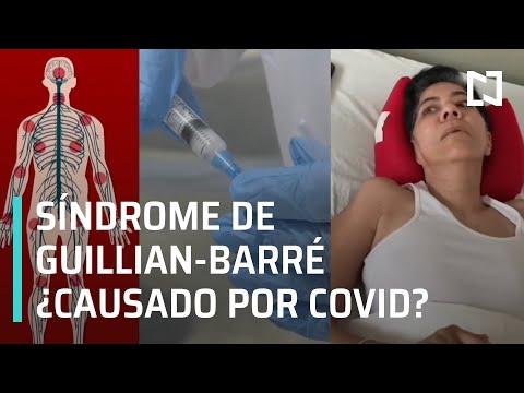 Síndrome de Guillain-Barré asociado con el Covid-19 y las vacunas