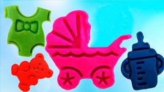 Learn Colors with Play doh playdough kids toys Educational video for Сhildren Toddlers Babies