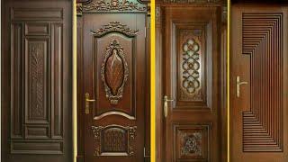 50 Decorative door designs , amazing wooden door 50