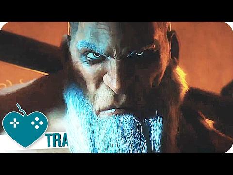 REDEEMER Trailer (2017) PC Game thumbnail