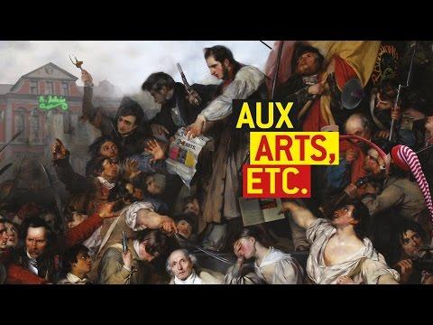 Aux Arts, Etc. - 16 artistes de la Province de Liège