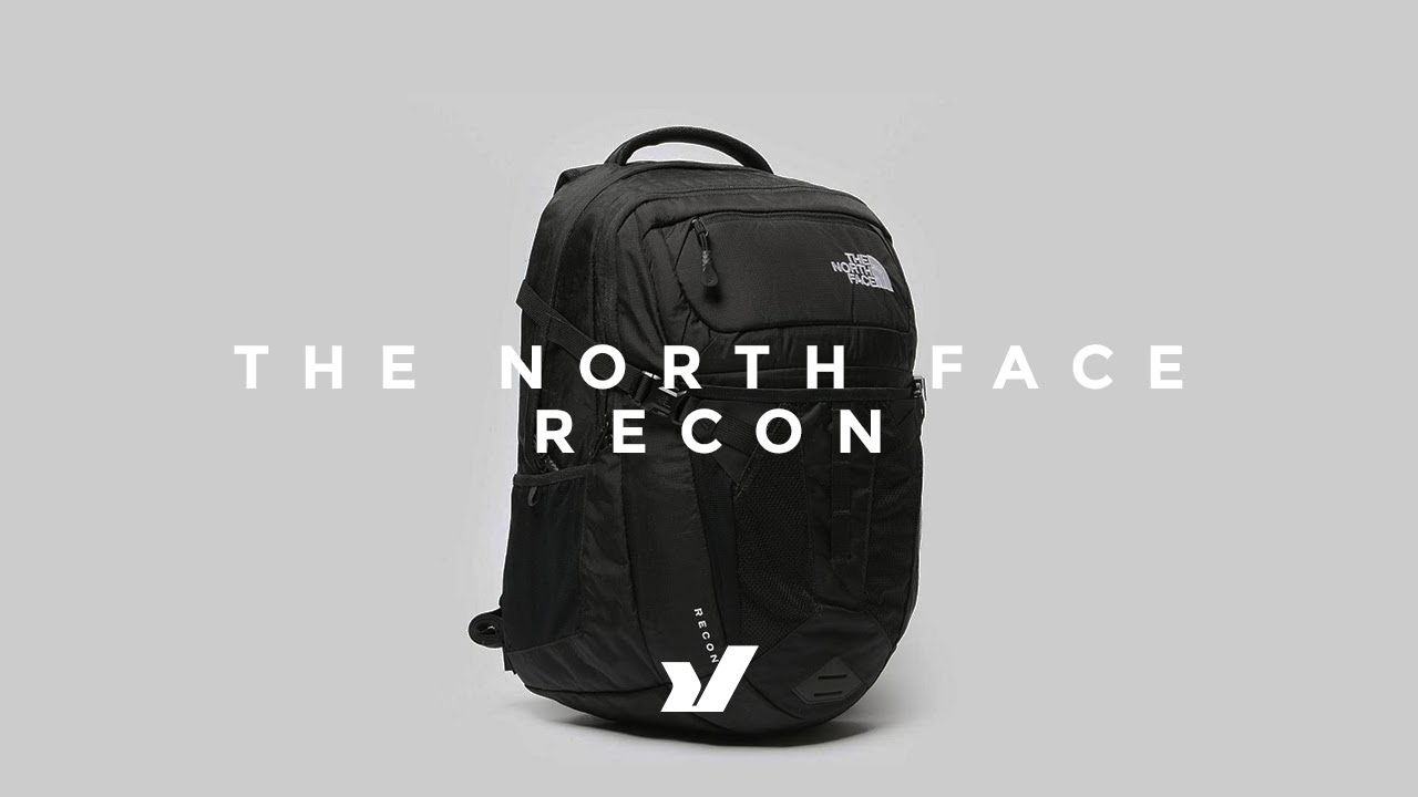 Ekstra The North Face Recon Backpack - YouTube KT-45