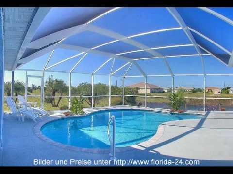 Ferienhaus in Florida Cape Coral von privat zu vermieten