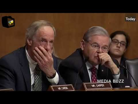 Senator Offers Senator A Chill Pill Then Steven Mnuchin Giggles And CHAOS ERUPTS!