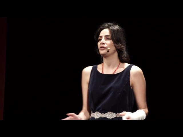 How social innovation will break all boundaries refugees are facing | Bisan Abdulkader | TEDxCesena