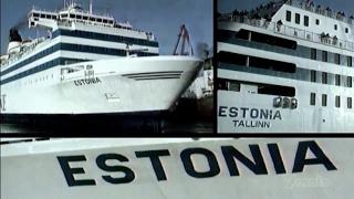 El Hundimiento del Estonia -  Hora Cero