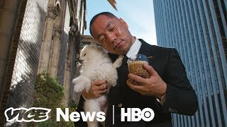 Exiled Chinese Billionaire Uses YouTube To Wage A War On Corruption (HBO) thumbnail