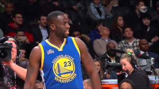 Kevin Hart and Draymond Green 3-Point Contest | February 13, 2016 | NBA All-Star 2016