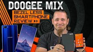 DOOGEE MIX 📱 Das günstige Xiaomi Mi Mix? [Review, German, Deutsch]