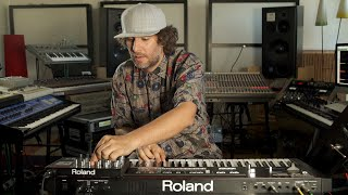 Mathew Jonson Presents His Synthesizer Favourites:  Roland JX-3P (Electronic Beats TV)