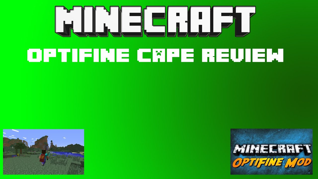 how to buy a minecraft optifine cape