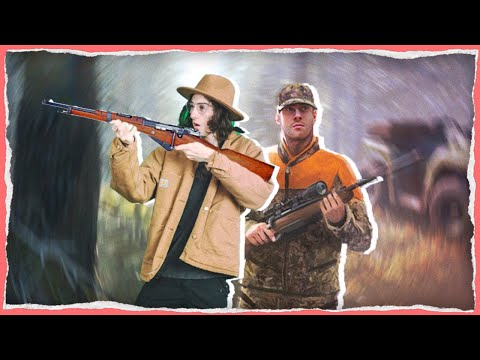 Guy Who's Never Been Hunting Plays a Hunting Simulator. |