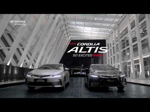 New Toyota Corolla Altis 2016 - So Excited EVER