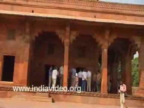 Maryam's House or Sunahra Makan, Fatehpur Sikri