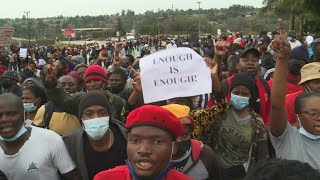 Protesters in Eswatini, Africa's last absolute monarchy, long for democracy • FRANCE 24 English