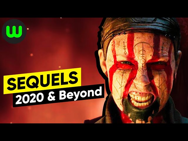 20 Upcoming Game Sequels of 2020 | whatoplay