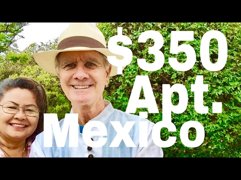Ajijic, Retire Chapala Jalisco Mexico Expats LIVING $350 Apt. And Retiring In Mexico