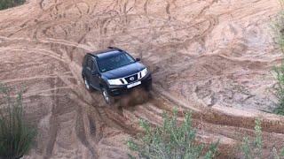 Тест драйв Nissan Terrano