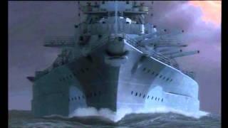 Battleship Bismarck.wmv