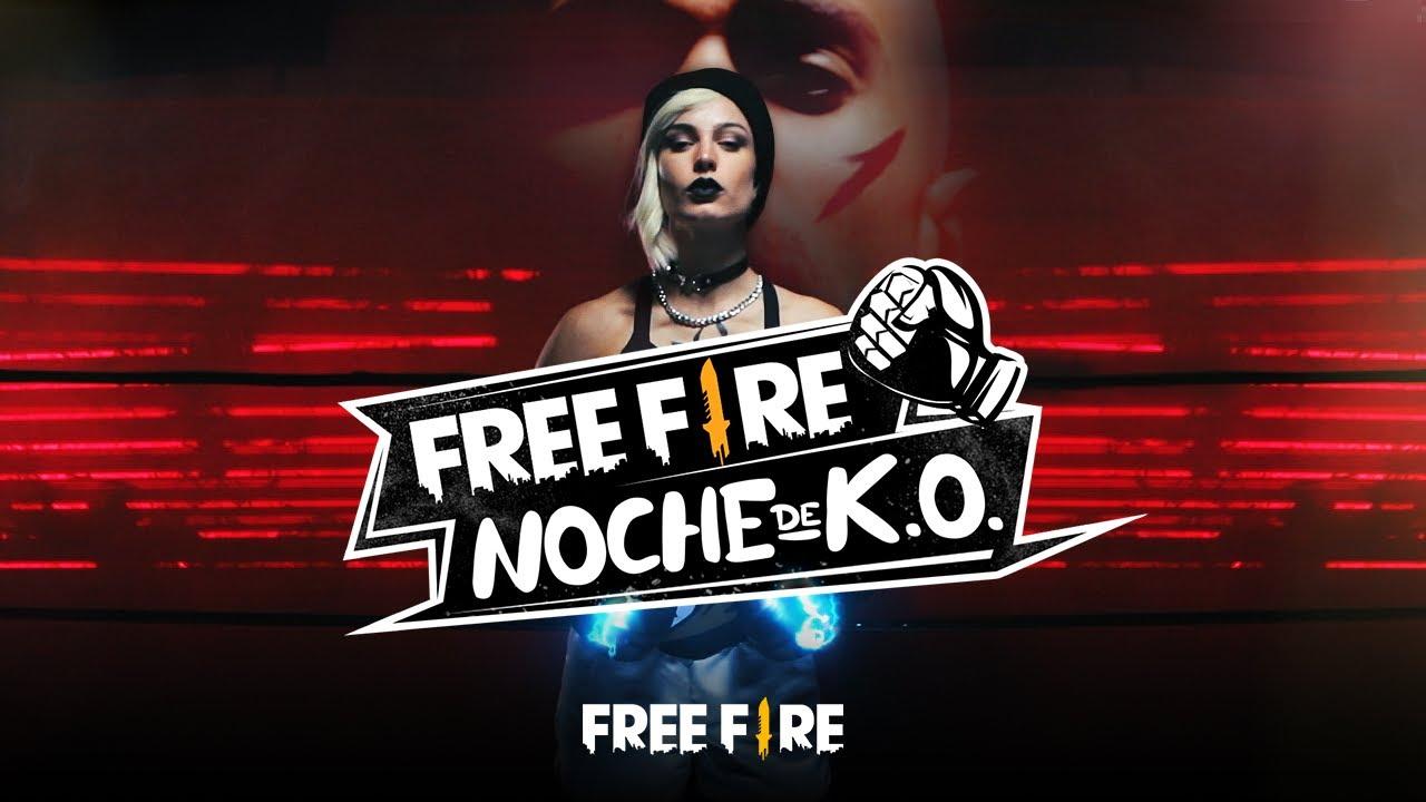 ¡LA LUCHA COMIENZA! NOCHE DE K.O. 👊💥 | Garena Free Fire