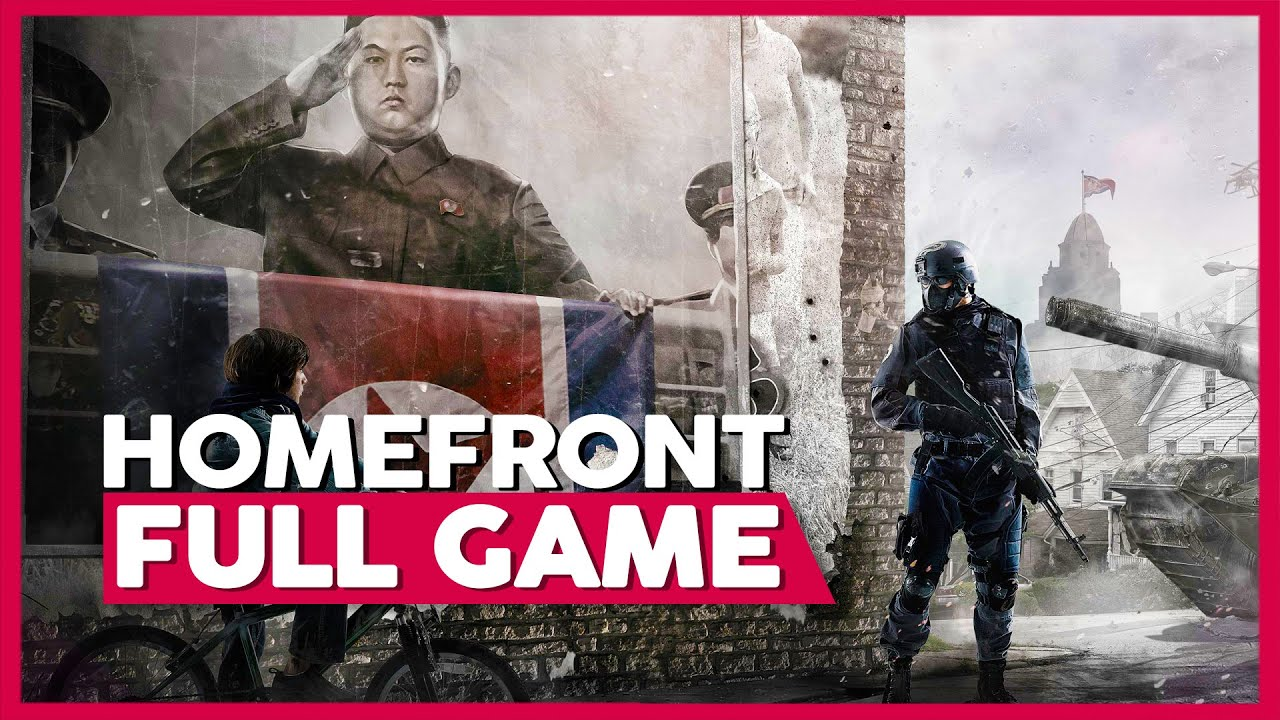 Homefront 1 | Full Gameplay/Playthrough | No Commentary [PC HD 60FPS]