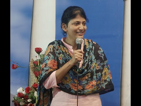 "16-12-15 Bible Study "" Sanctification Seriers"" - Pastor Pramila Jeyaraj"