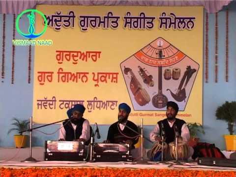 Adutti Gurmat Sangeet samellan 2004 (Partaal): Bhai Harbaljeet Singh Saket Mandi