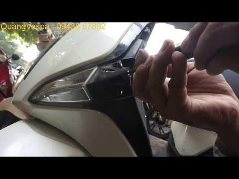 23 # Thay Dây Mắt Từ ABS Và CTM Liberty ABS, Cách Tháo Nhựa Xe Liberty ABS